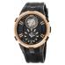 Часы Perrelet Tourbillon Black and Gold A3035/1 3