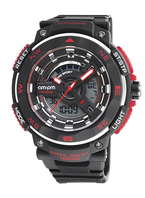 Часы AM:PM Digital PC164-G399