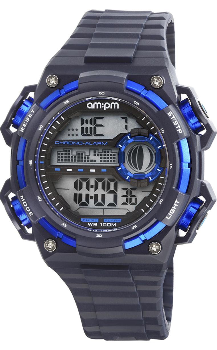 Часы AM:PM Digital PC163-G396
