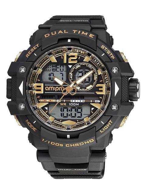 Часы АМ:РМ Digital РC165-G402