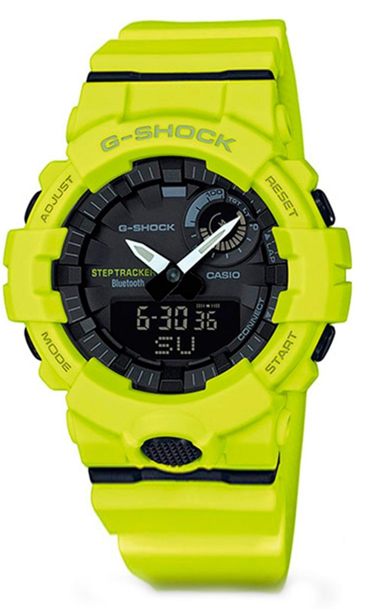 Часы CASIO G-SHOCK GBA-800-9AER