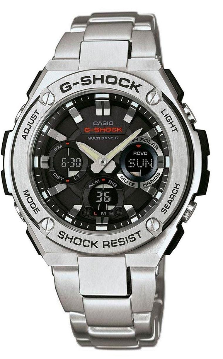 Часы CASIO G-SHOCK GST-W110D-1AER