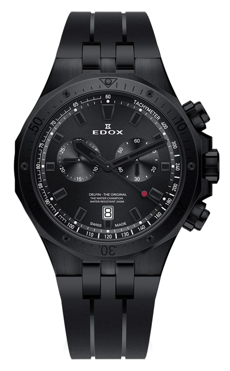 Часы Edox Delfin Chronograph 10109 37NCA NINO