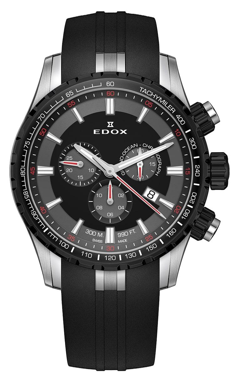 Часы Edox Grand Ocean Chronograph10226 357NCA NINRO