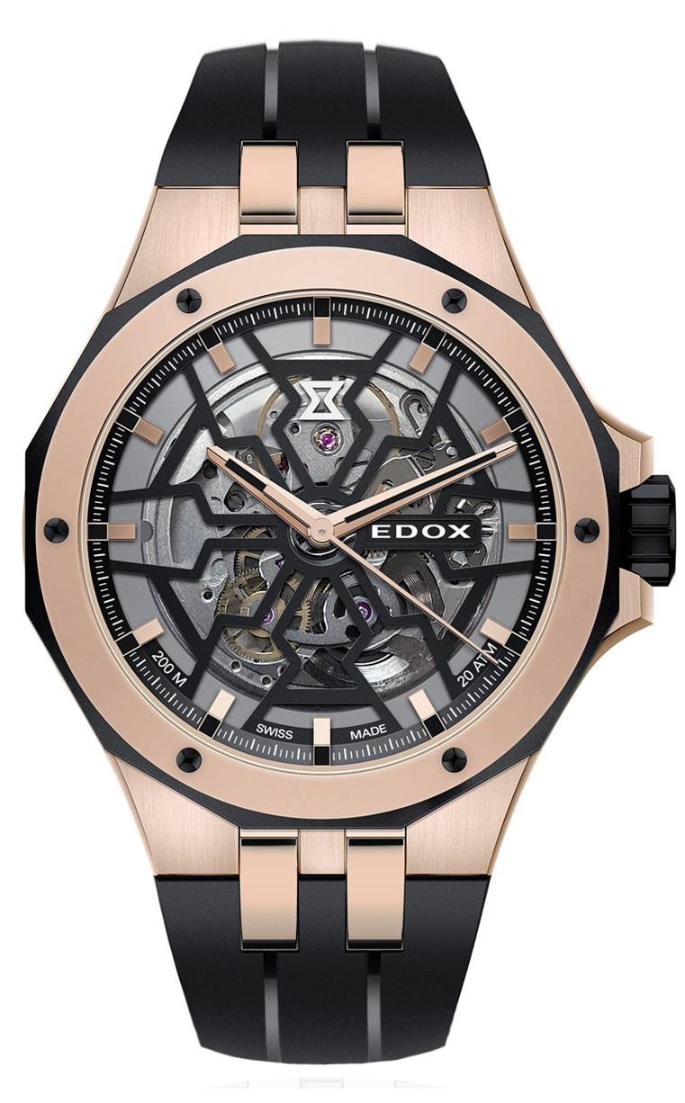 Часы Edox Delfin Mecano 85303 357RN NRN