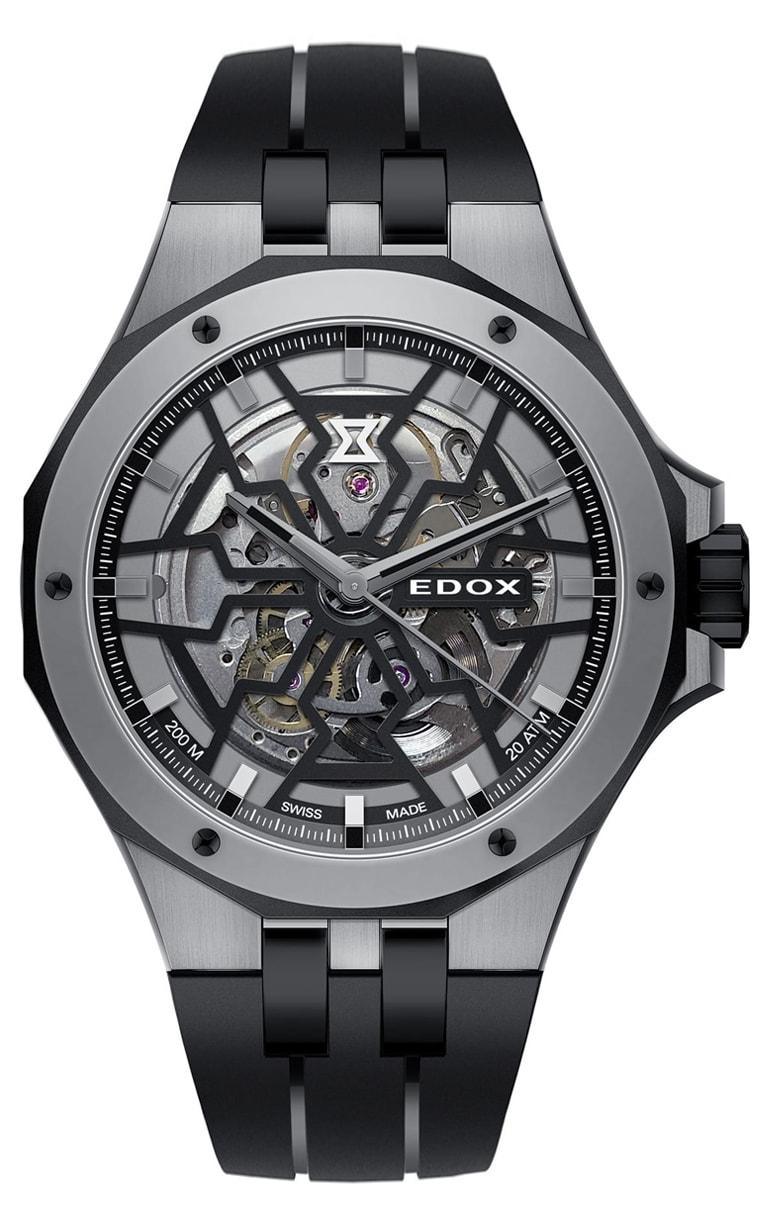 Часы Edox Delfin Mecano 85303 357GN NGN