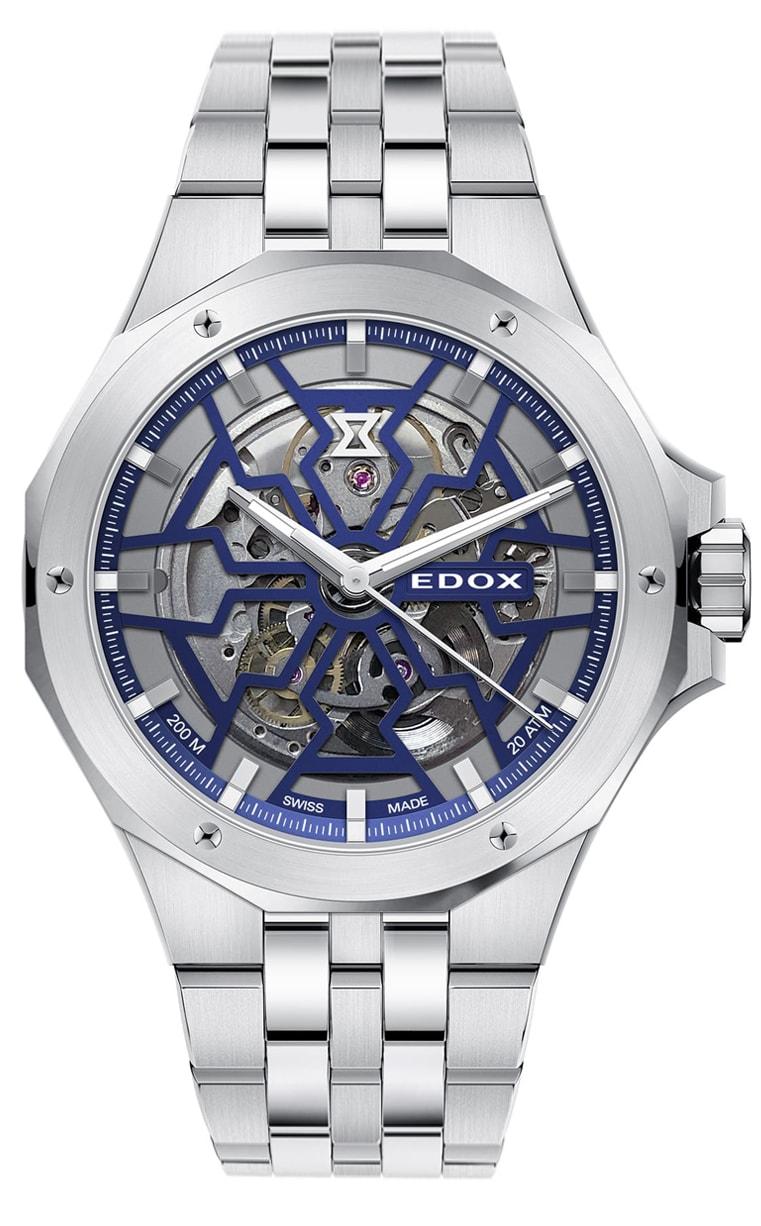 Часы Edox Delfin Mecano 85303 3M BUIGB