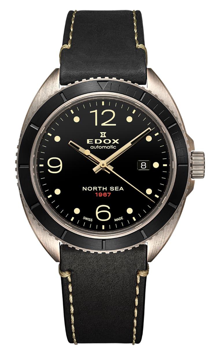 Часы Edox North Sea 80118 BRN N67