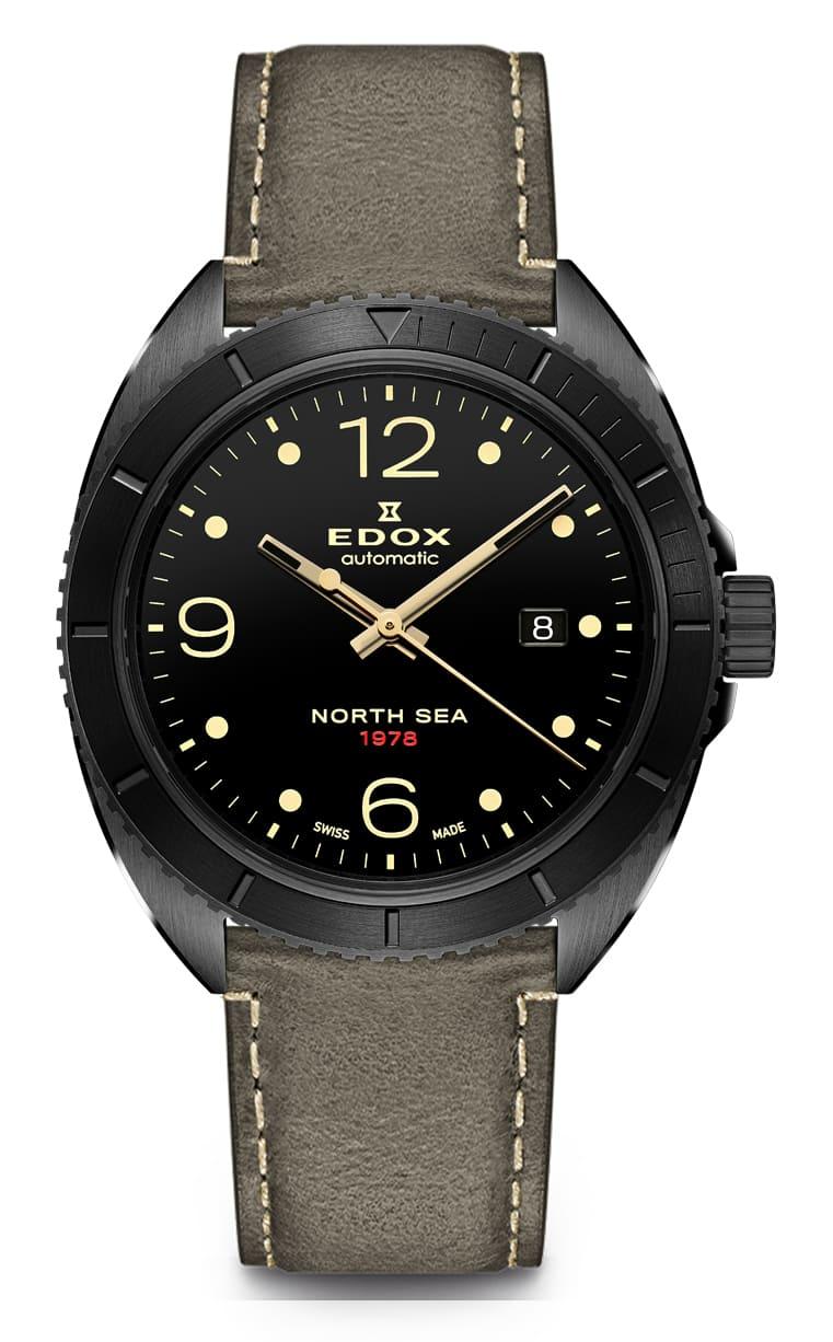 Часы Edox North Sea 80118 37N N78