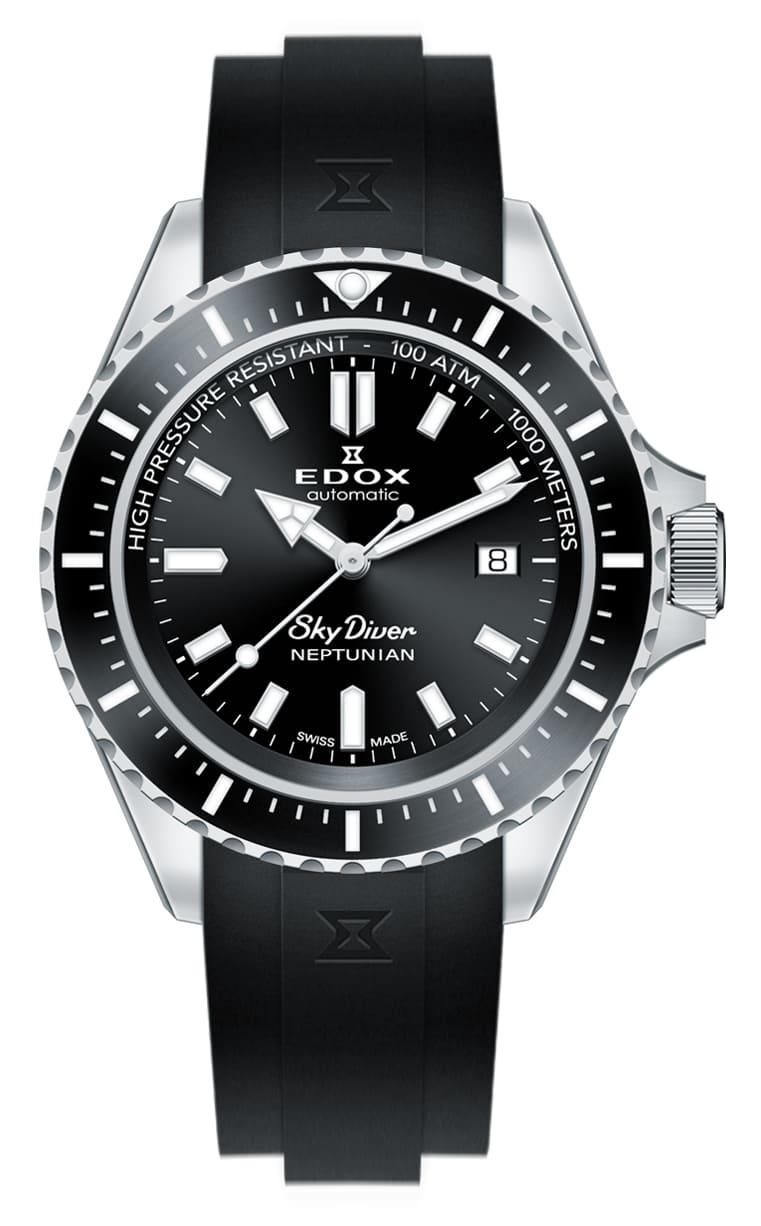 Часы Edox SKYDIVER Neptunian 80120 3NCA NIN