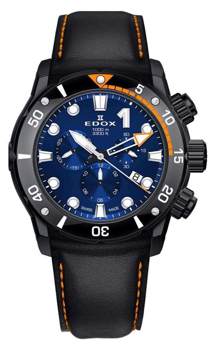 Часы Edox CO-1 Chronograph 10242 TINNO BUIN