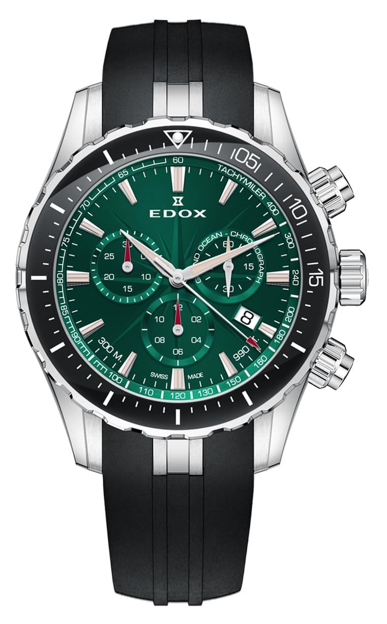 Часы Edox GRAND OCEAN Chronograph 10248 3 VIBN