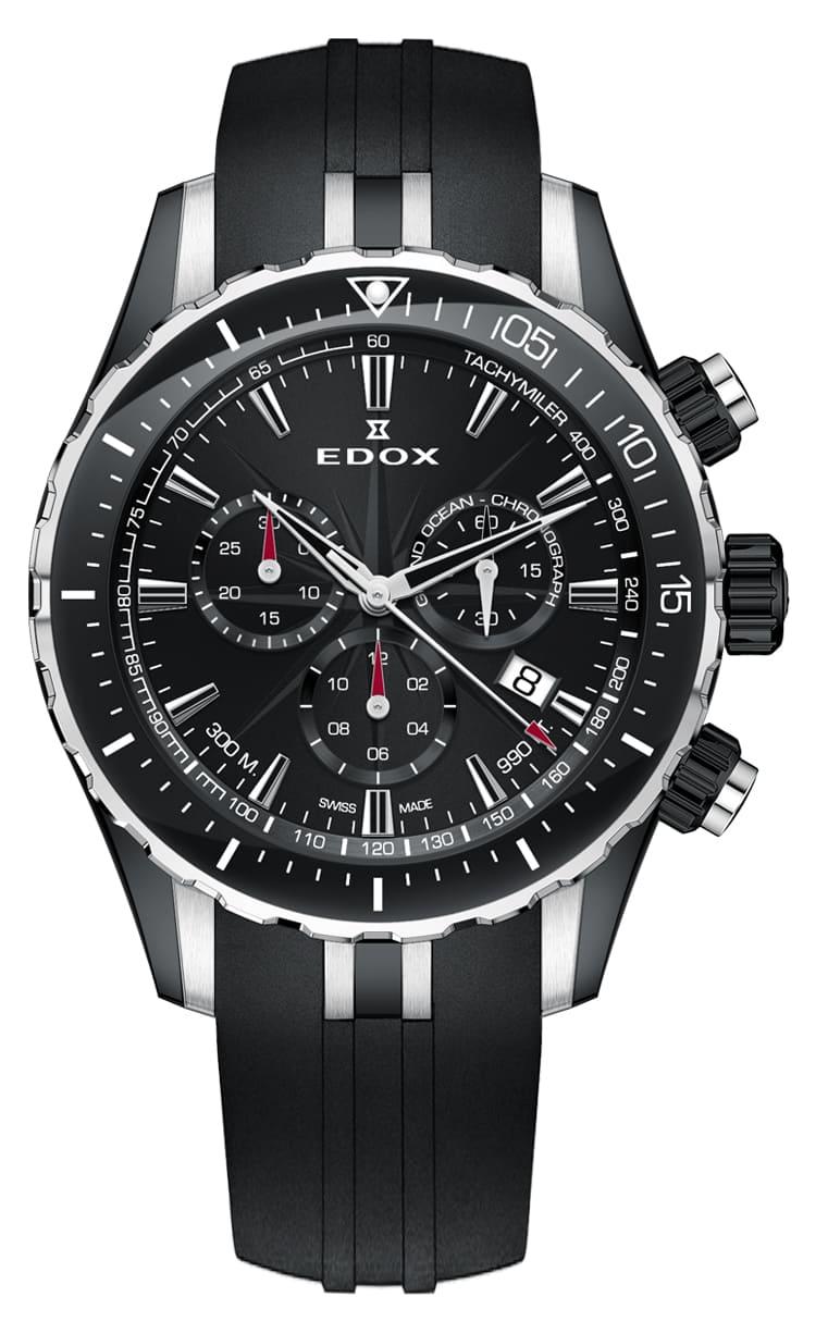 Часы Edox GRAND OCEAN Chronograph 10248 357N NIN