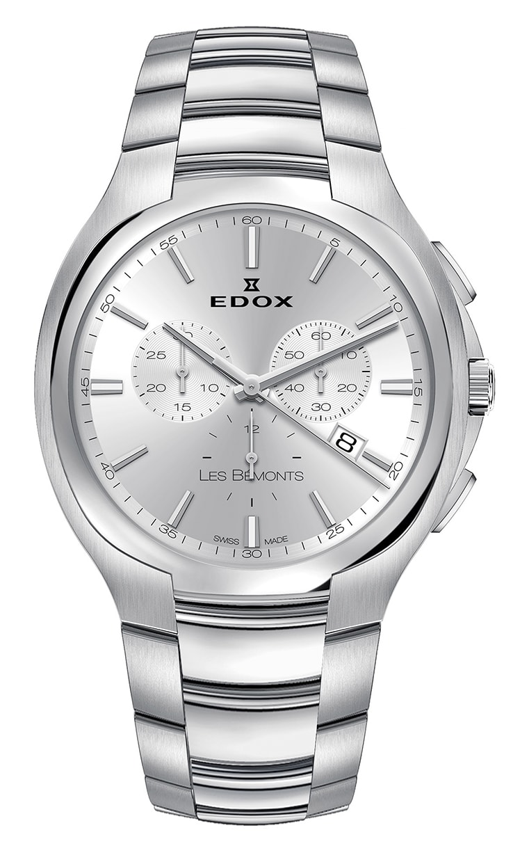 Часы Edox Les Bemonts Ultra Slim 10239 3 AIN