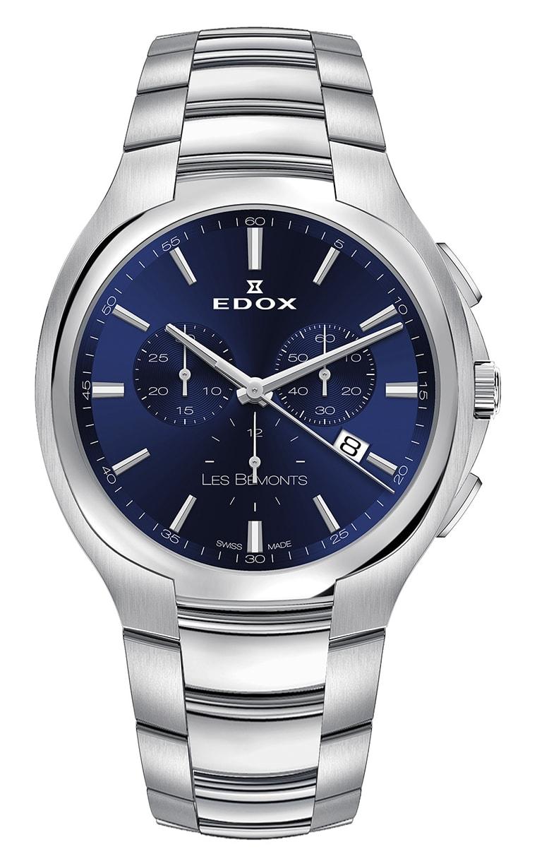 Часы Edox Les Bemonts Ultra Slim 10239 3 BUIN