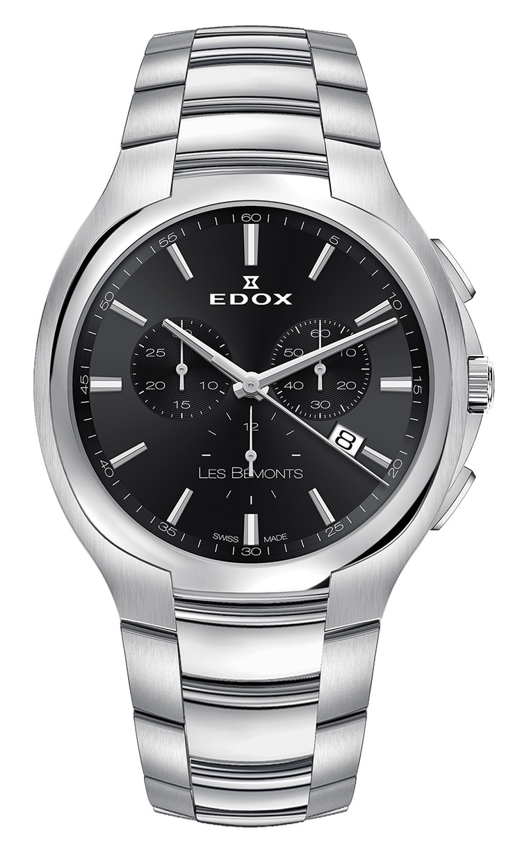 Часы Edox Les Bemonts Ultra Slim 10239 3 NIN