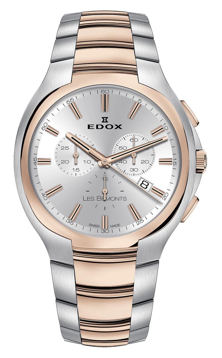Часы Edox Les Bemonts Ultra Slim 10239 357R AIR