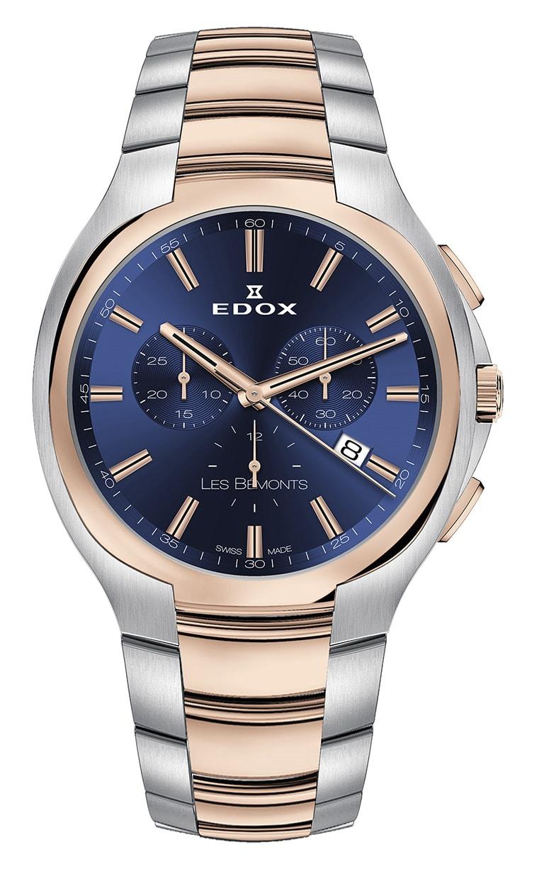 Часы Edox Les Bemonts Ultra Slim 10239 357R BUIR