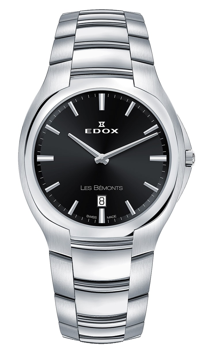 Часы Edox Les Bemonts Ultra Slim 56003 3 NIN