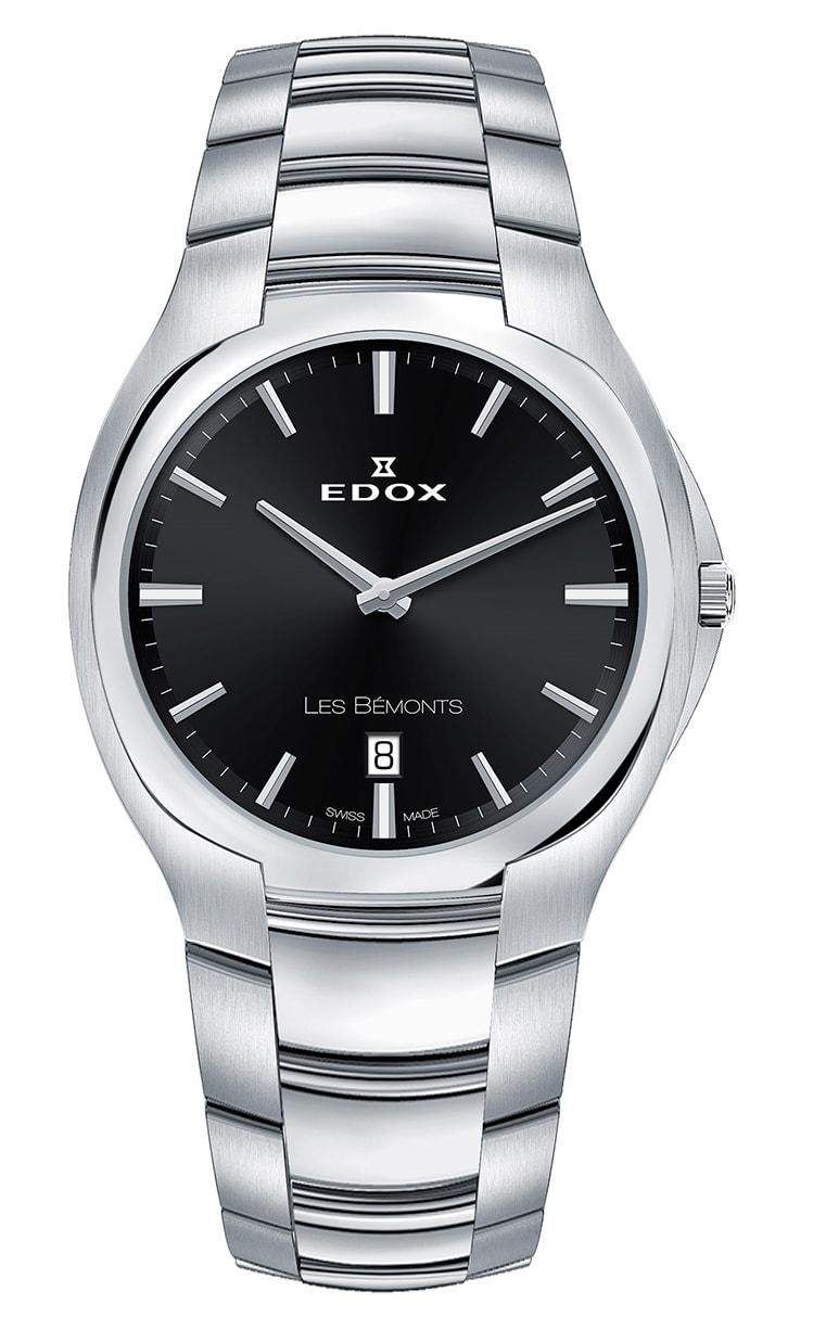 Часы Edox Les Bemonts Ultra Slim 56003 3 NIN