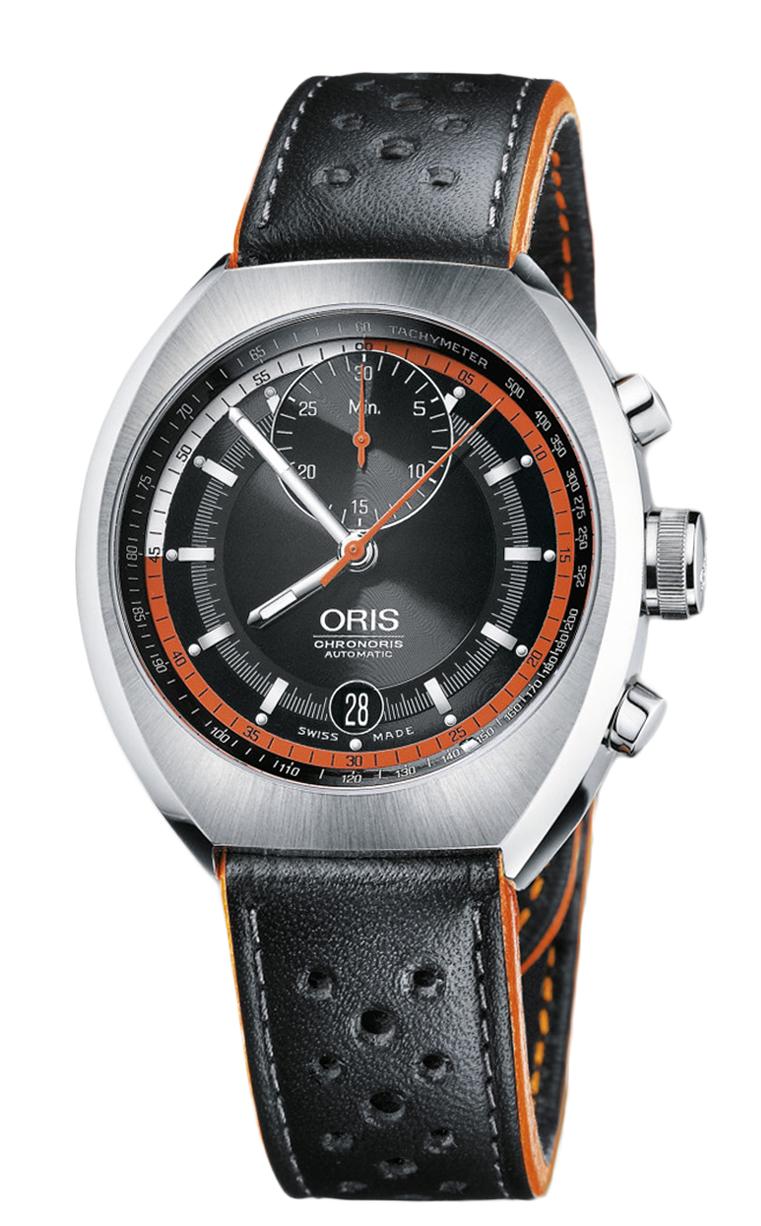 Часы Oris Chronoris Cronograph  672 7564 41 54 LS 5.20.61