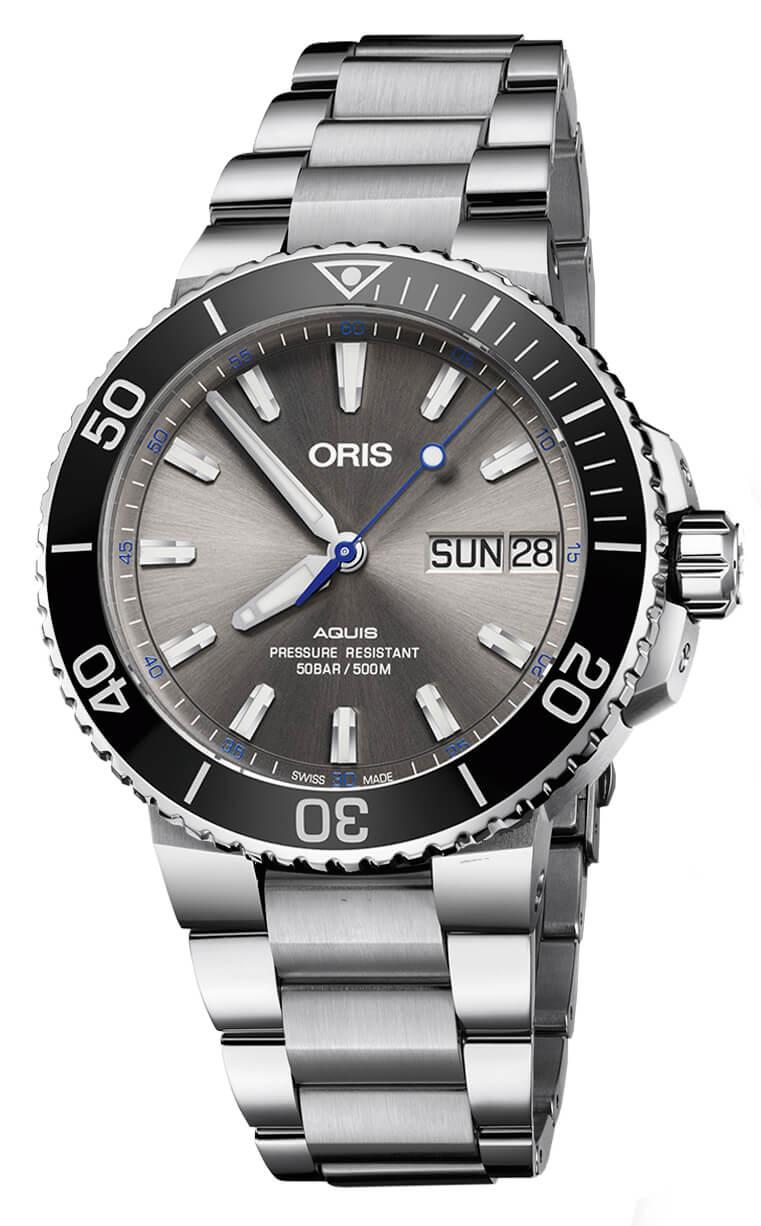 Лимитированные швейцарские часы Орис