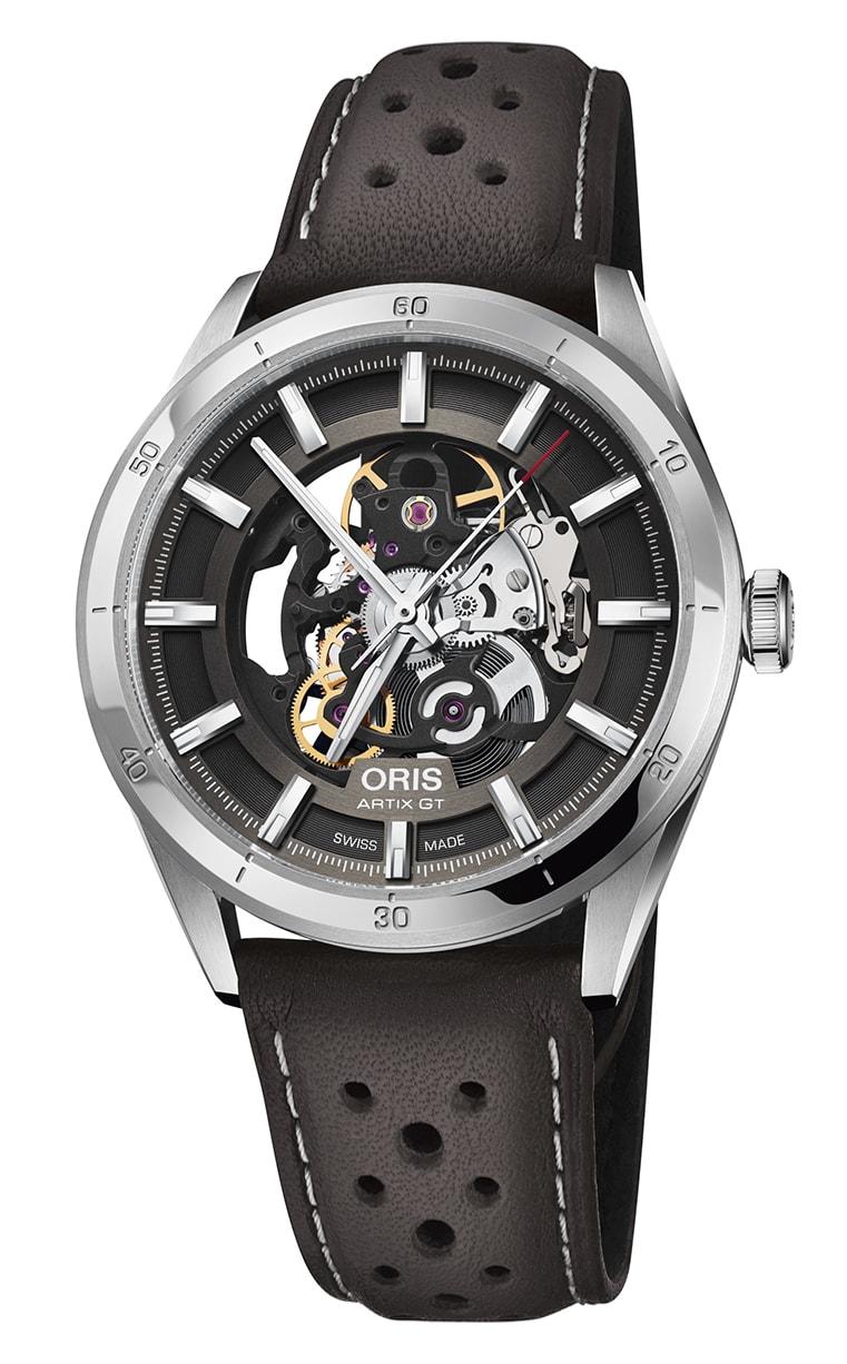 Часы Oris Artix GT Skeleton 734.7751.4133 LS 5.21.09FC