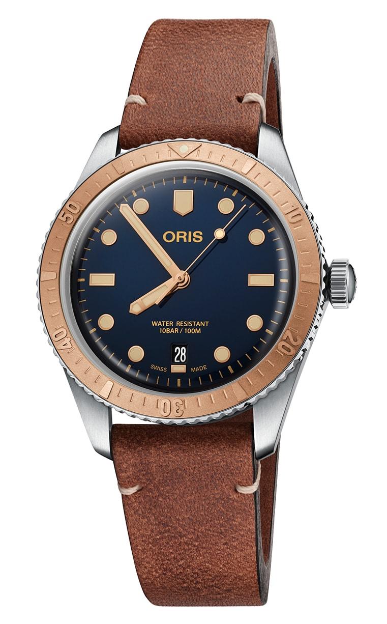 Часы Oris Divers Sixty-Five 733.7707.4355 LS 5.20.45