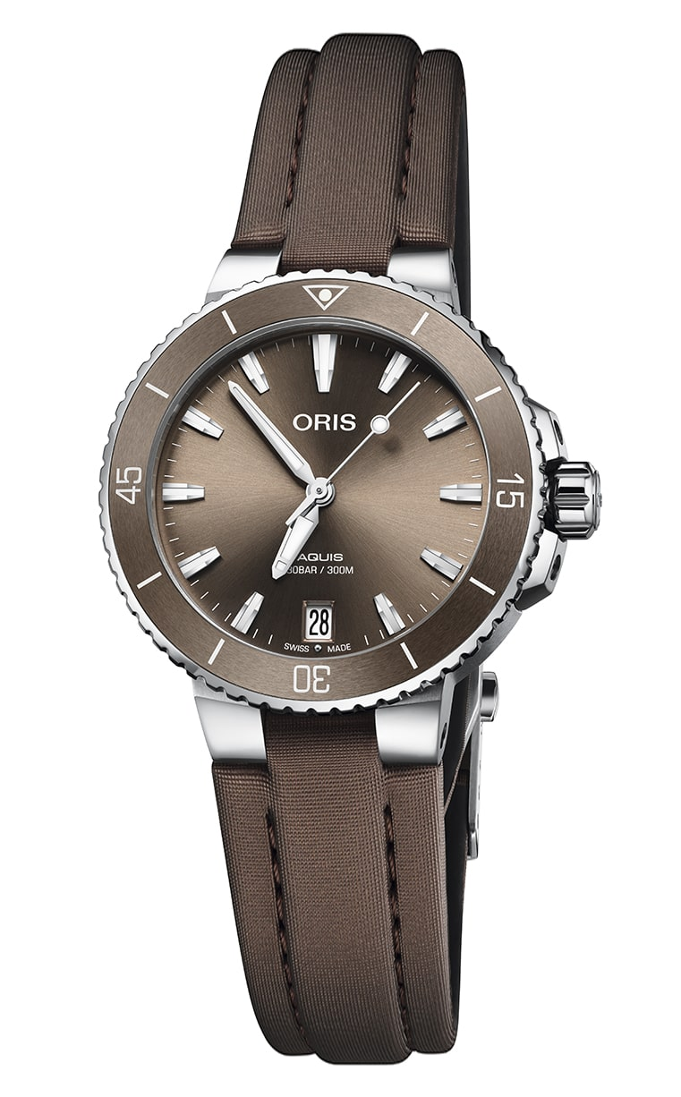 Часы Oris Diving Aquis Date 733.7731.4156 TS 3.18.01FC
