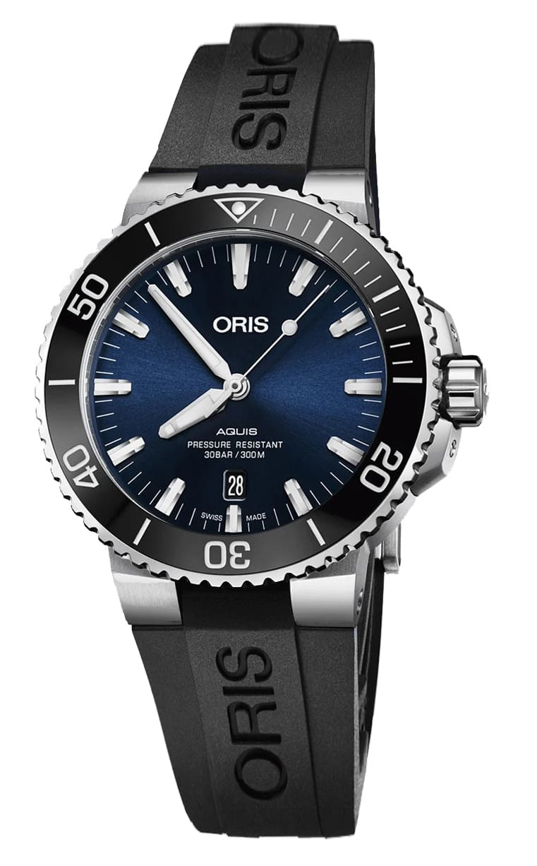 Oris Diving Aquis Date 733.7776.4135 RS 4.22.64FC