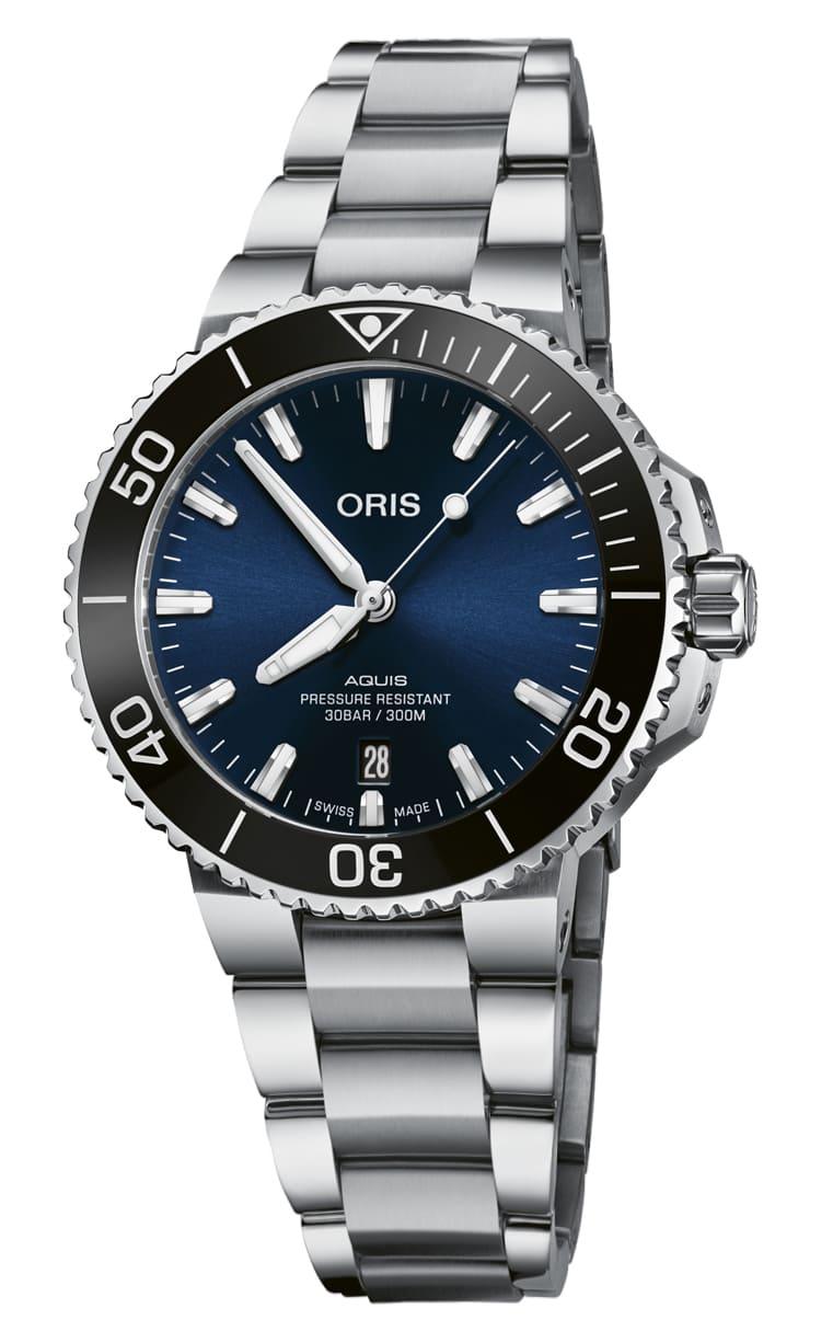 Часы Oris Aquis Date 733.7766.4135 MB 8.22.05