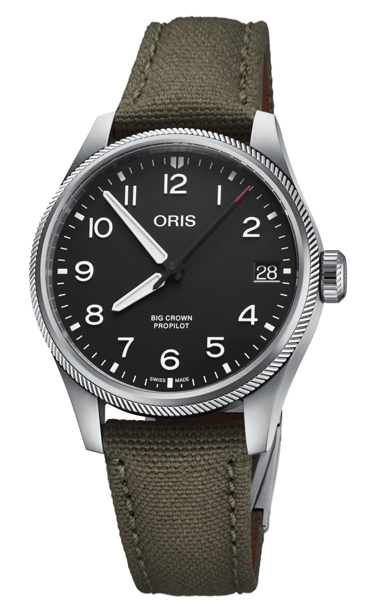 Часы Oris Pro Pilot Big Date 751.7761.4164 TS 3.20.03