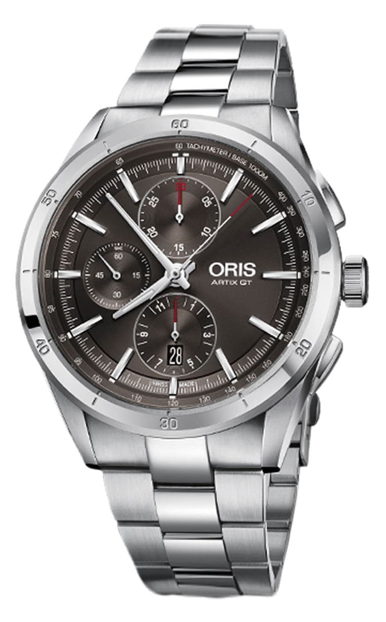 Часы Oris Artix GT Chronograph 774.7750.4153 MB 8.22.87