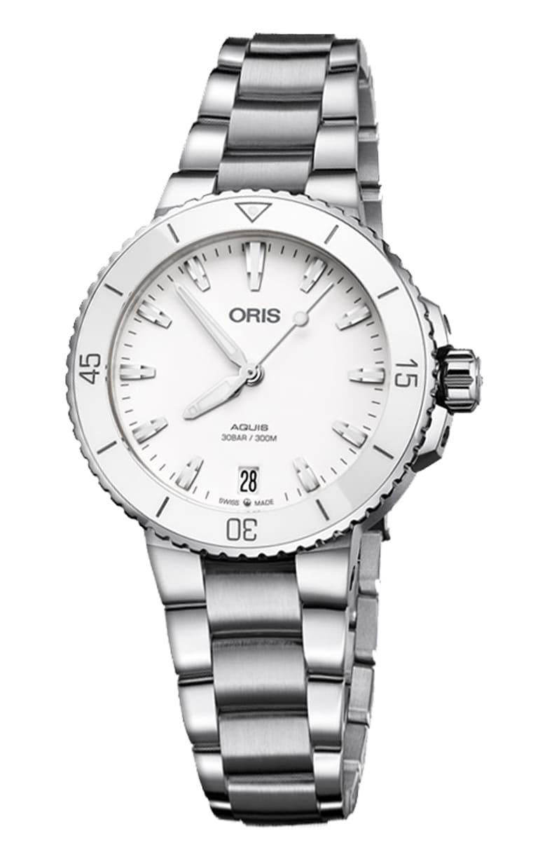 Часы Oris Diving Aquis Date Lady 733.7731.4151 MB 8.18.05P