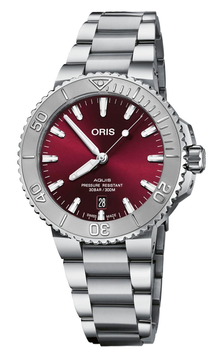 Часы Oris Aquis Date 733.7766.4158 MB 8.22.05