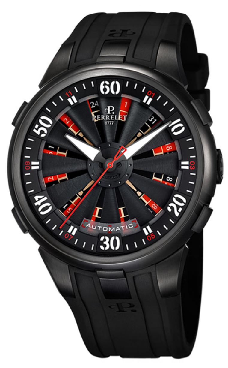 Часы Perrelet Turbine Roulette A4054/1