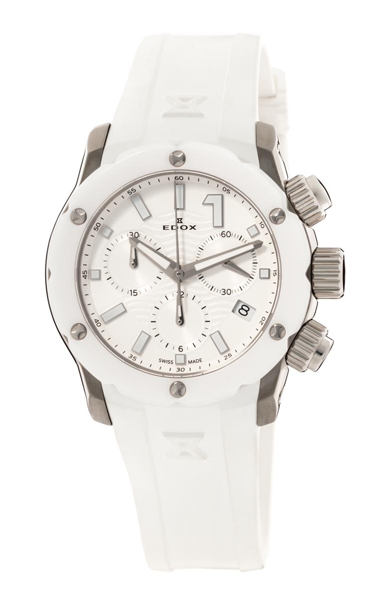 Часы Edox Chronoffshore-1 Chronolady 10225 3B BIN
