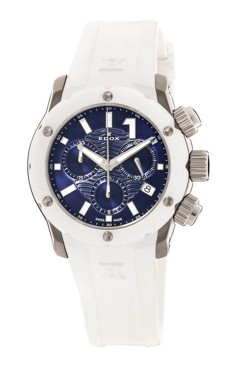 Часы Edox Chronoffshore-1 Chronolady 10225 3B BUIN