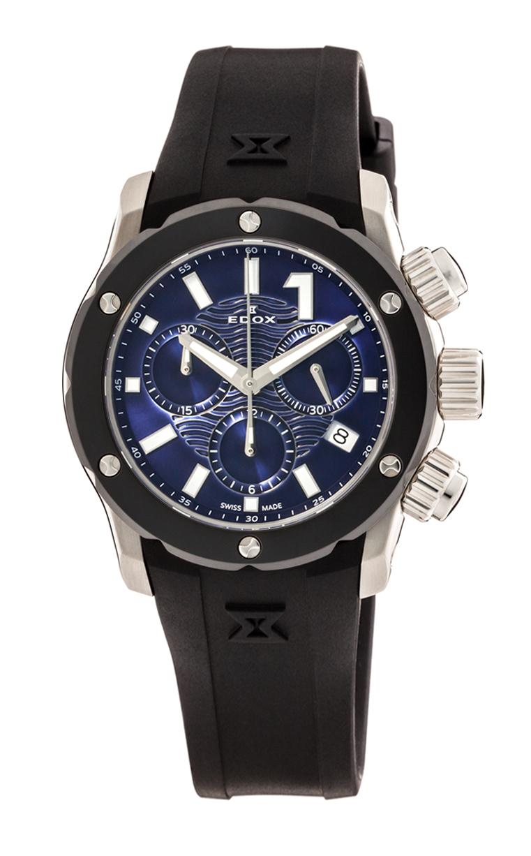 Часы Edox Chronoffshore-1 Chronolady 10225 3N BUIN