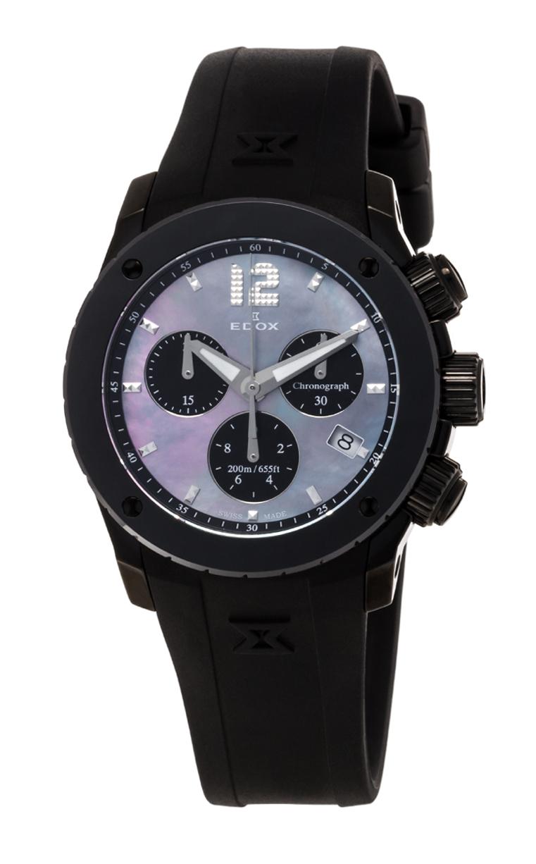 Часы Edox Chronoffshore-1 Chronolady 10411 37N NANN