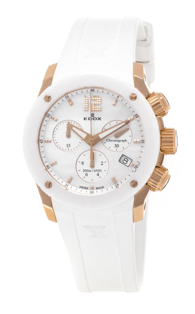 Часы Edox Chronoffshore-1 Chronolady 10411 37RB NAIR