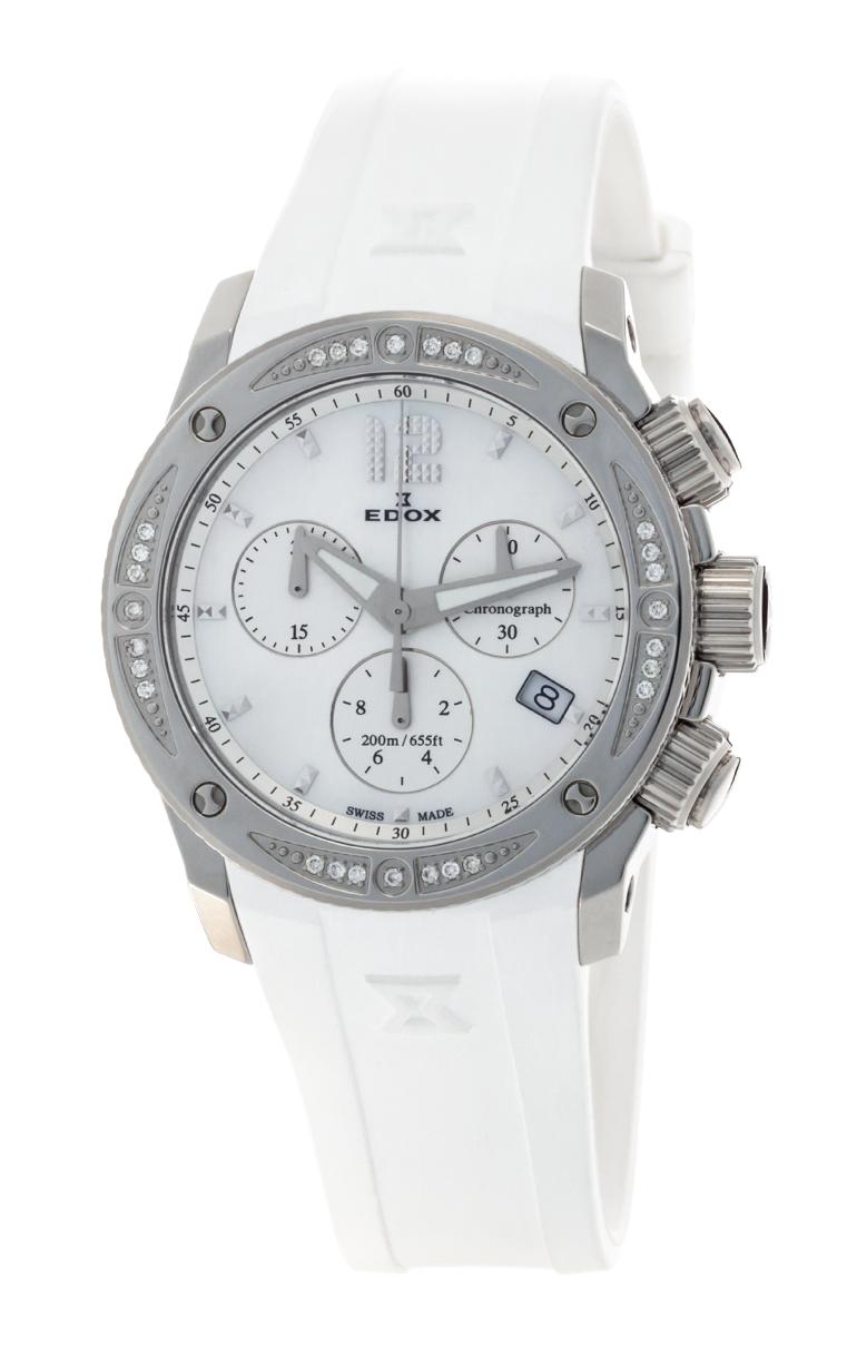 Часы Edox Chronoffshore-1 Chronolady 10411 3D28 NAIN