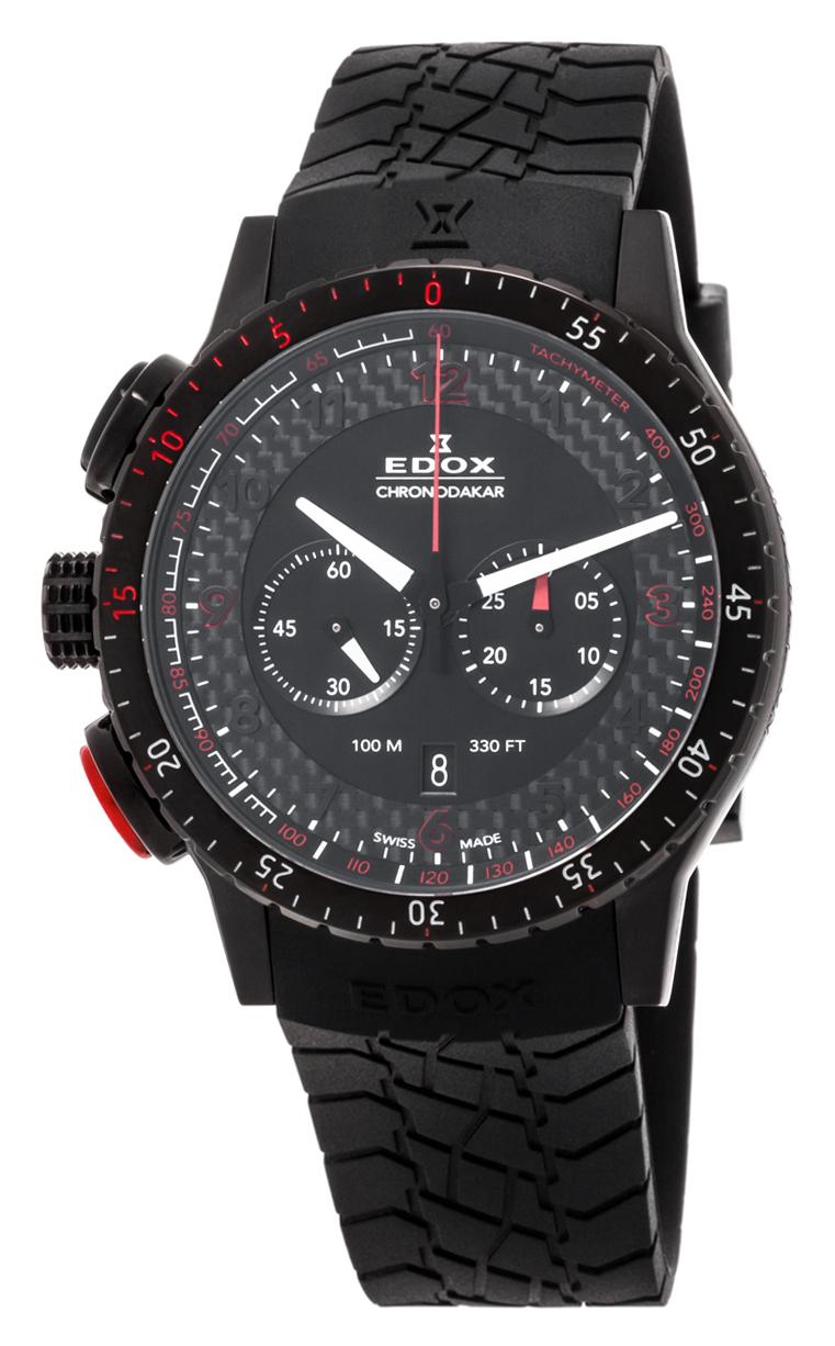 Часы Edox Chronorally1 Chronodakar L.E. 10305 37N1 NRO