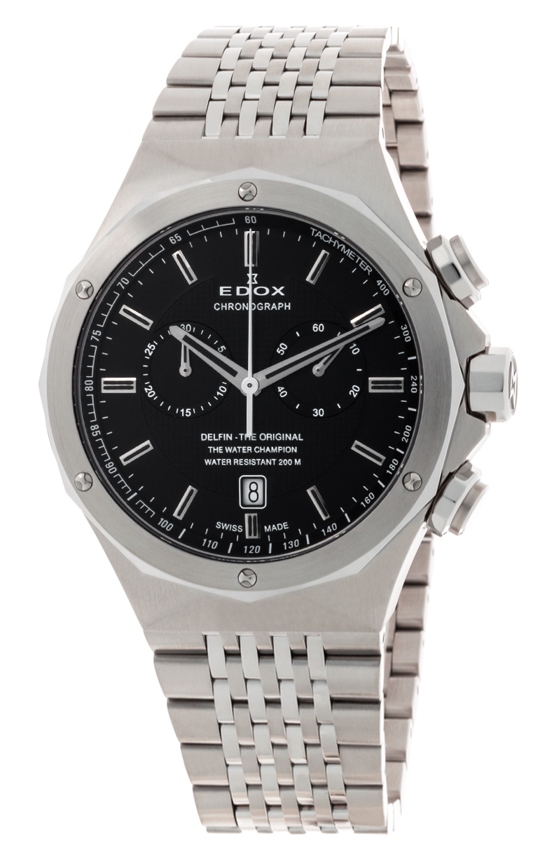 Часы Edox Delfin Chronograph 10106 3 NIN