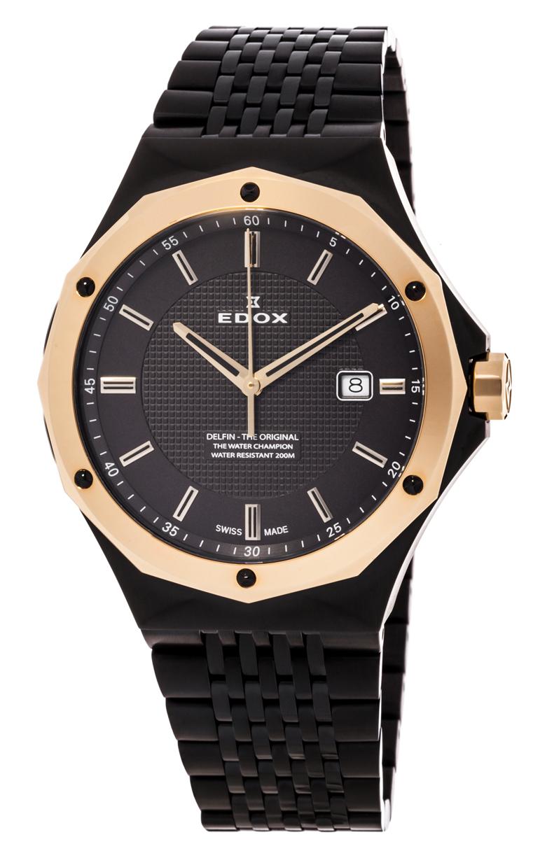 Часы Edox Delfin The Original 53005 37GRM GIR