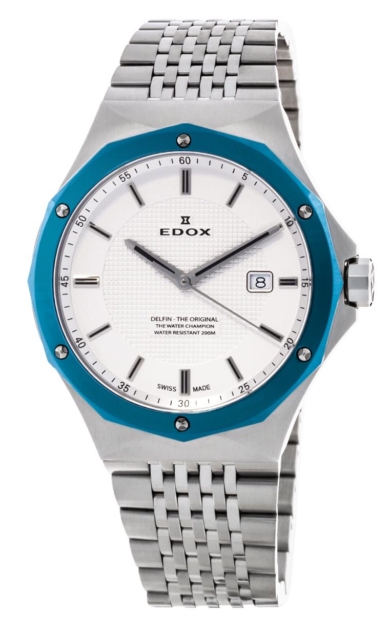 Часы Edox Delfin The Original 53005 3BUM AIN