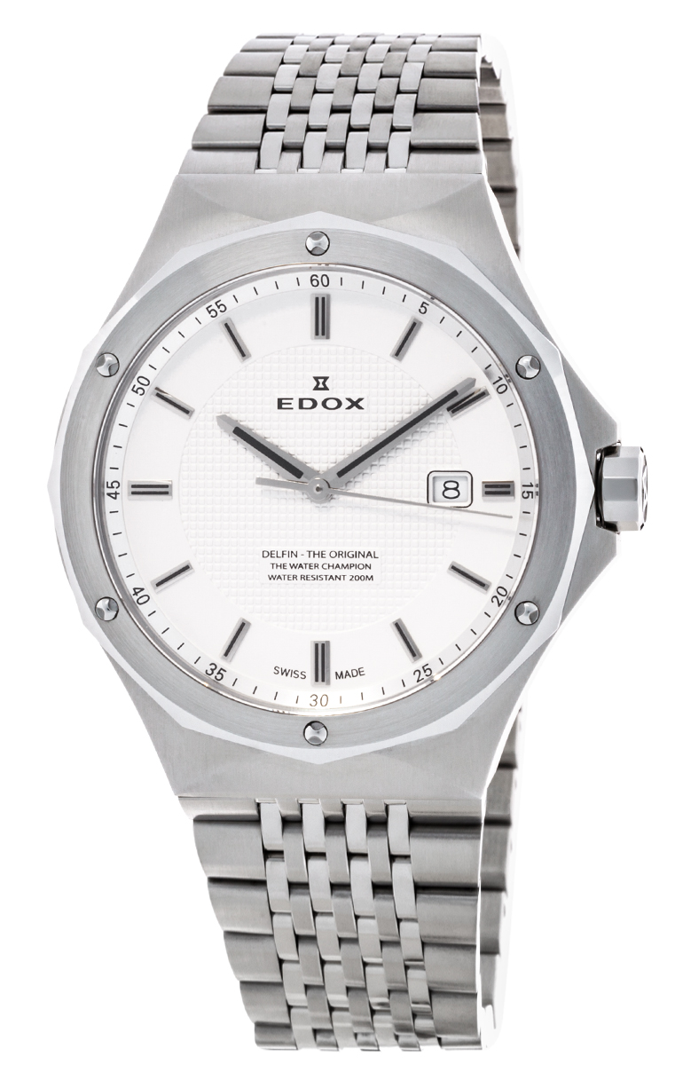 Часы Edox Delfin The Original 53005 3M AIN