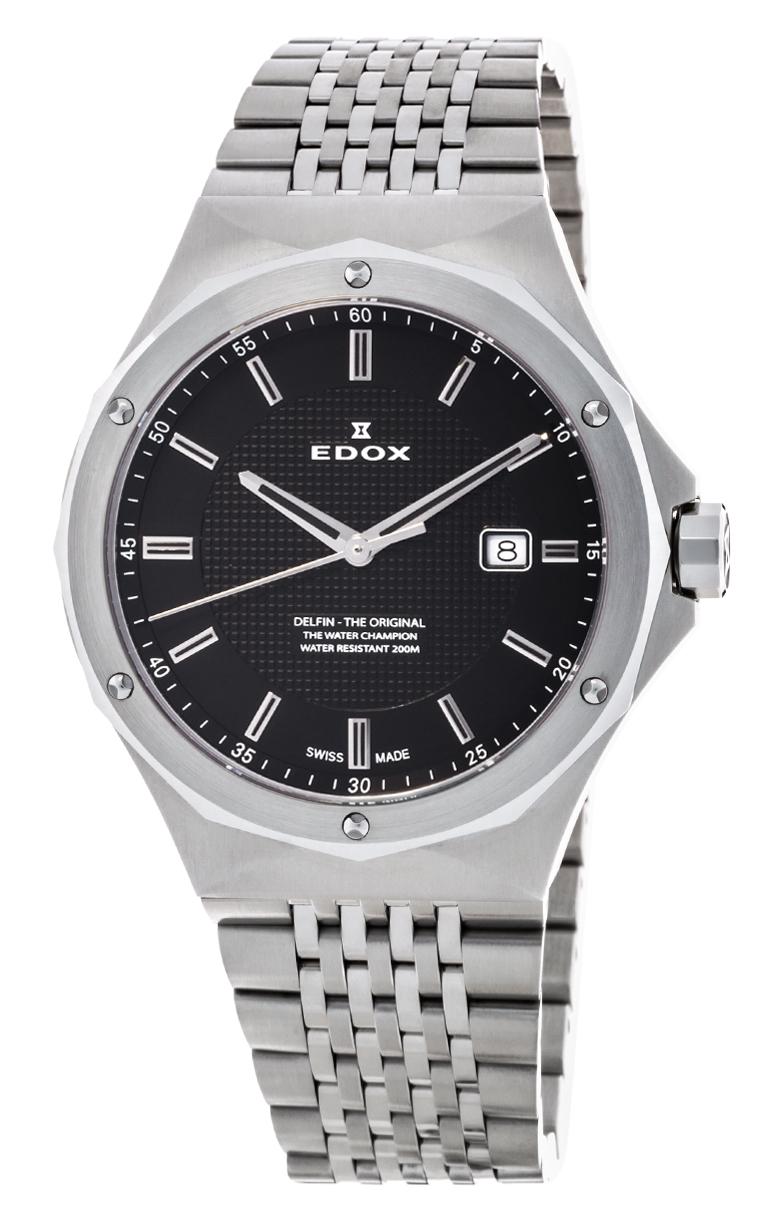 Часы Edox Delfin The Original 53005 3M NIN
