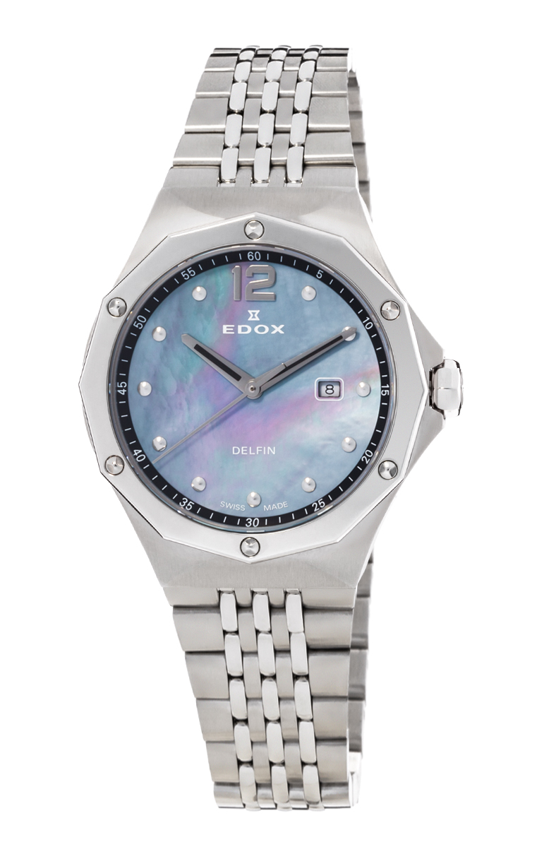 Часы Edox Delfin The Original Lady 54004 3M NANN