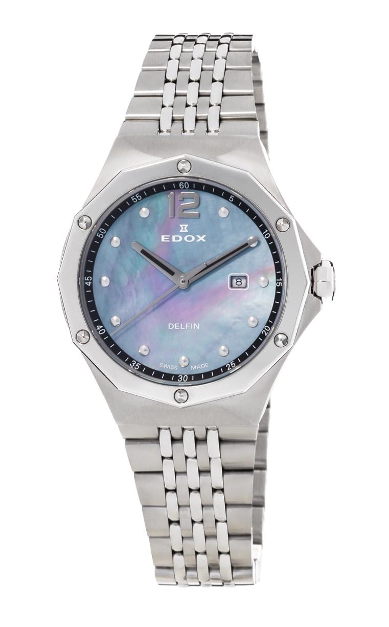 Часы Edox Delfin The Original Lady 54004 3M NANN